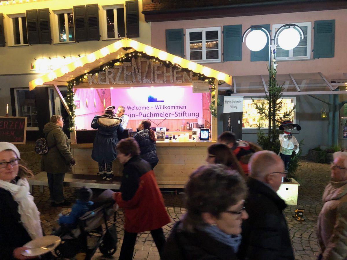 Wann Ist Weihnachtsmarkt 2019.Plochinger Weihnachtsmarkt 2019 Marvin Puchmeier Stiftung